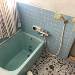 お風呂が冷たい