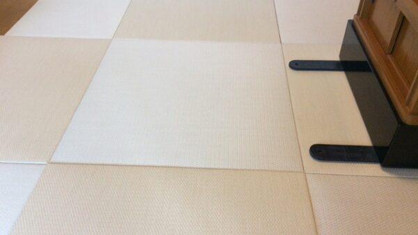 マンションの洋室もタタミで和室にチェンジ!!