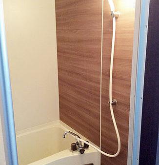 浴槽専用シートでイメージチェンジ!