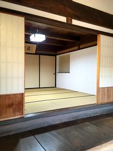築100年以上の和室改装