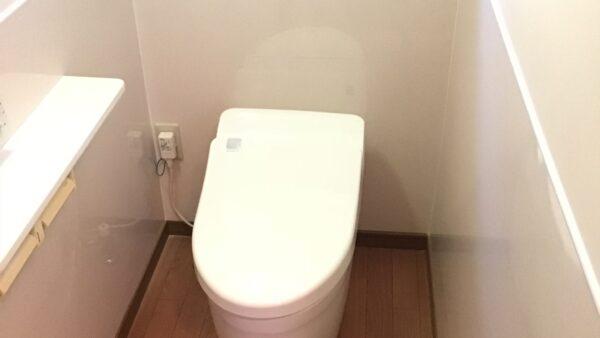 ニオイの気にならない清潔なトイレ空間に!