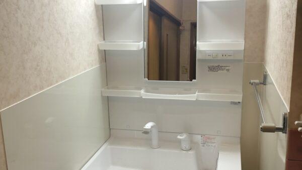 洗面台交換プラスカビ対策!