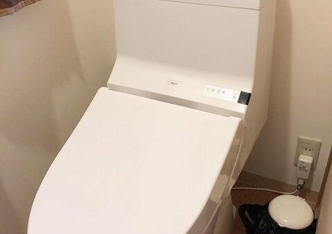 機能性の良いトイレへ!